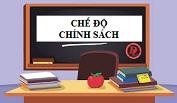 Thông tin chế độ chính sách áp dụng cho học sinh học hệ trung cấp Luật  tại trường Trung cấp Luật Thái Nguyên